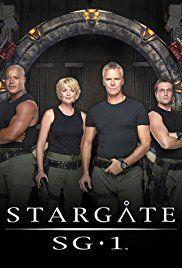 Stargate SG-1 (TV Series 1997–2007) - IMDb