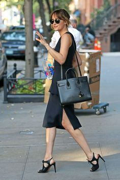 Dakota Johnson's Sexiest Style Moments - ELLE.com