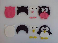 Source : Cakes by Bien little owls