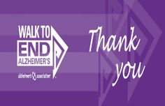 Walk to End Alzheimer's is the world's largest event to raise awareness and funds for Alzheimer's care, support and research. Find a Walk near you! Alzheimer's Walk, Walk To End Alzheimer's, Alzheimer Care, Alzheimers, Alz Walk, Alzheimer's Association, Love You, Walking, Neon Signs