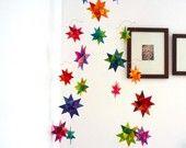 @Kristin Jørgensen -- A rainbow of stars