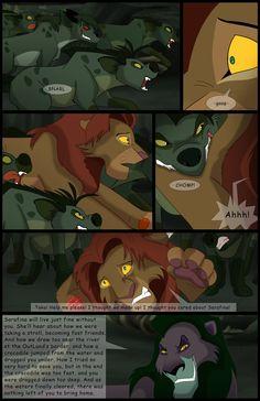 Uru's Reign Part 2: Chapter 1: Page 29 by albinoraven666fanart on DeviantArt