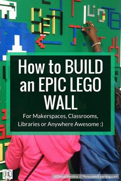 How to Build an EPIC LEGO WALL                                                                                                                                                      More
