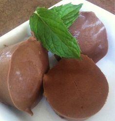 CHALLENGE FRIENDLY LIFE: Mint Chocolate Fudge