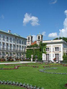 Mirabell Palace ~ Salzburg, Austria