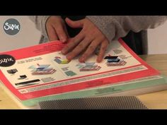 Introduzione della Big Shot™ Plus Starter Kit - YouTube