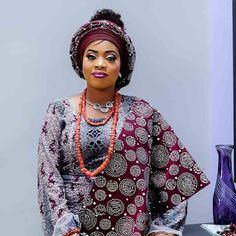 Alaafin Of Oyos Wife Olori Memunat Omowunmi Adeyemi Marks Birthday With Stunning Photos