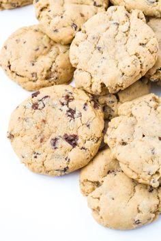 Creme de menthe chunk cookies.