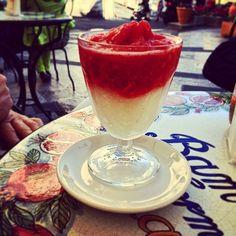 Oh how I miss you granita! Raspberry, Strawberry, Sorbet, Pistachio, Bar, Watermelon, Panna Cotta, Almond, Frozen