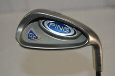 "Ping G5 Wedge Blue Dot 37.75"" RH Stainless Steel Shaft Men's | Sporting Goods, Golf, Golf Clubs & Equipment | eBay!"
