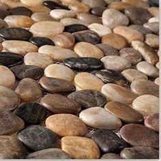 Natural Stone Mosaic | Garden Blend | Random