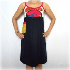Vestido gallo kirico - Calendula