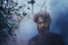 """Smoke in the Eyes"" — Photographer: Michele Maglio – Mic Photo Model: Alessio Rubini"
