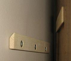Hängeschrank & Wandbefestigung & Abstand zur Wand? - woodworker
