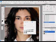 09 - Curso de Photoshop - Máscaras de capa - YouTube