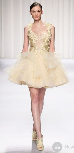 Abed Mahfouz Couture 2013
