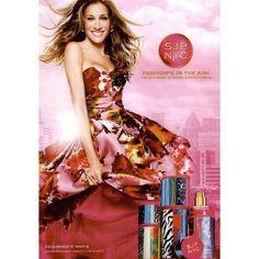 Sarah Jessica Parker Fragrance Ad Campaign SJP NYC Shot #1 ❤