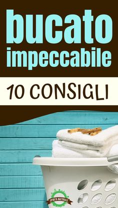 10 tips for impeccable laundry (natural methods) - Home Cleaning