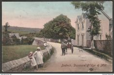 Cornovia_Postcards sells an item for until Wednesday, 10 June 2020 at BST in the Other category on Delcampe Postcards For Sale, Photo Postcards, Bedford Street, Ancestry, Plymouth, Cornwall, United Kingdom, Bridge, England