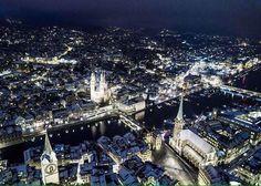 Zurich, Paris Skyline, Travel, Viajes, Destinations, Traveling, Trips