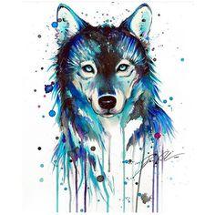 lobo desenho tumblr - Pesquisa Google