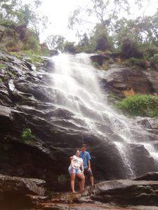 Cachoeira da Gomeira em Passa Quatro - Minas Gerais.