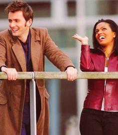 10.Doktor ve Martha Sette Eğlenirken (2)