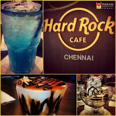 Have a rocking foodie experience at Hard Rock Cafe, ! Chennai, Hard Rock, Fun, Travel, Fin Fun, Trips, Traveling, Hard Rock Music, Tourism
