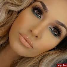 Znalezione obrazy dla zapytania śliczny makijaż
