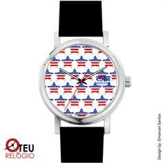 Mostrar detalhes para Relógio de pulso OTR PADRÃO PAD 0002