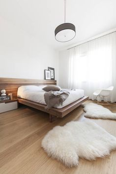 Minimalist Bedroom by Paolo Didonè Devvy Comacchio Architects