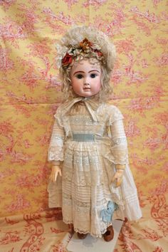 **Reduced** Extraordinary French A Steiner With Eye Mechanism from precioustoys on Ruby Lane