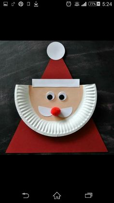 Christmas arts and crafts ideas for kids. Great Christmas crafts for kids, Christmas craft projects and Christmas art project for kids. Kids Crafts, Preschool Christmas Crafts, Christmas Arts And Crafts, Santa Crafts, Animal Crafts For Kids, Crafts For Kids To Make, Kids Christmas, Holiday Crafts, Father Christmas