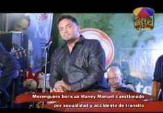 Merenguero Boricua Manny Manuel es cuestionado por su sexualidad en pleno concierto en RD