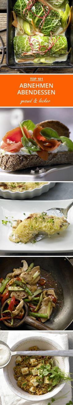 100 Low-Carb Abendessen, die du unbedingt ausprobieren musst!