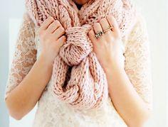 Love scarfs!