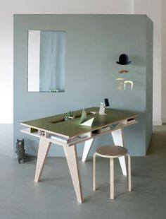 Bureau INSEKT par Kellie Smits - Journal du Design