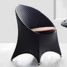 Party Dining Arm Chair with Cushion