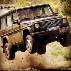 Don't try this at home. #mercedes #benz #gclass #gwagen
