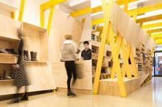 Hugg Store by Tandem Studio, Melbourne – Australia » Retail Design Blog