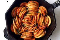 Sweet & Smoky Sliced Sweet Potatoes | Tasty Kitchen: A Happy Recipe Community!