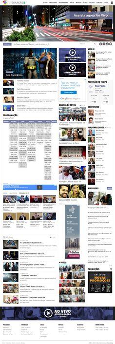 Website desenvolvido para a TV Geração Z, um dos principais canais de televisão online da América Latina. O website oferece uma plataforma intuitiva e adaptada para as transmissões ao vivo do canal.