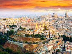 世界で一番好きで、美しいと思う古都はスペインのトレド! 1枚目の画像