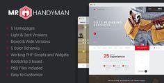 Mr.Handyman - Plumber, Carpenter, Roofing, Renovation HTML template  -  http://themekeeper.com/item/site-templates/mr-handyman-plumber-html-template