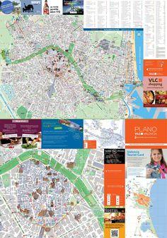 Linz tourist attractions map Maps Pinterest Austria and City