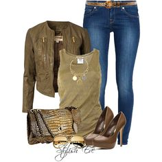 brown cool fashion - Brand New Outfits for Fall 2014