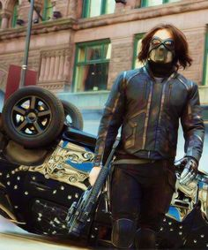 Winter Soldier... oooo this is new
