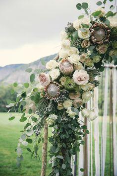 Photography: Josh Goleman of The Wedding Artists Collective - theweddingac.com Florist: Floressence - floressenceflowers.net Read More on SMP: http://www.stylemepretty.com/2014/03/20/romantic-lonesome-valley-wedding/