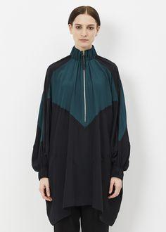 Marni Long Sleeve Tunic (Spherical Green)