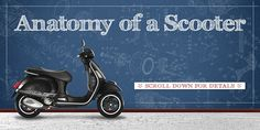 Join us on Saturday, September 28th from 10:00 a.m. til 12:00 p.m. for our Anatomy of a Scooter Event lead by Loring, our master Scooter tech!  Topics covered include how a scooter works, checking oil, tire pressure, gear oil, fuel, as well as battery maintenance and the charging system.   A free lunch will be served upon completion of the seminar and you'll receive 20% off service if booked that day! For more details, visit http://www.goaz.com/eventslist.htm